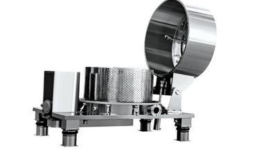 PQSB平板式人工上卸料全翻盖离心机